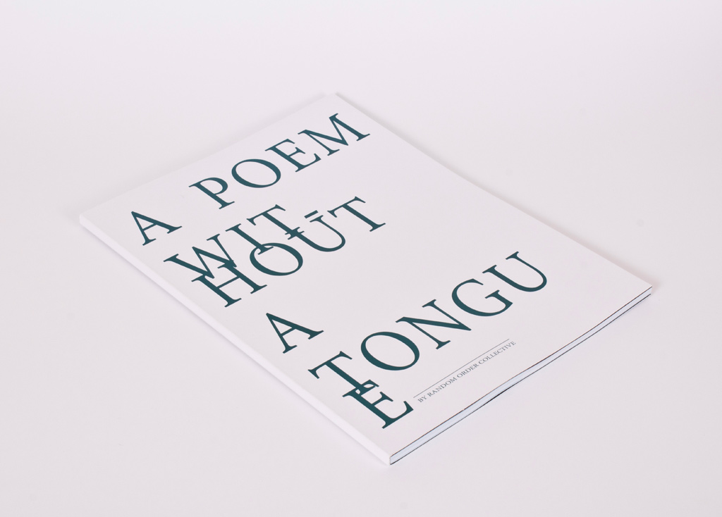 A poem without a tongue